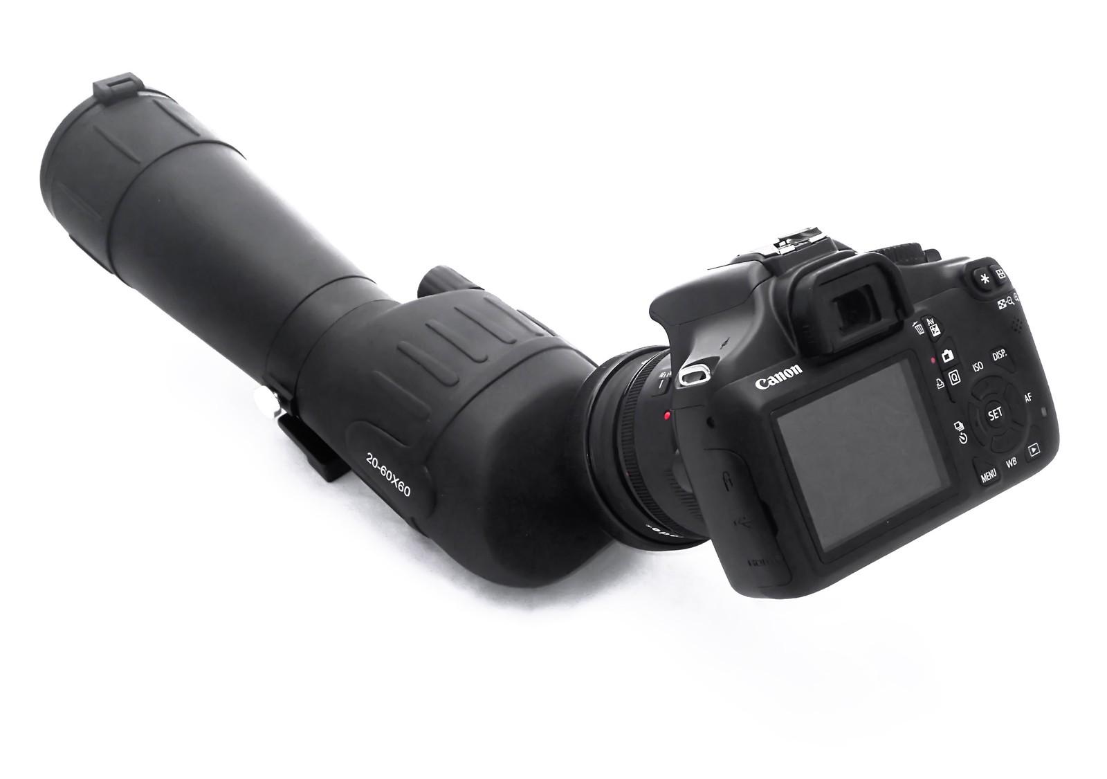 Novagrade - Adaptateur de digiscopie pour Canon