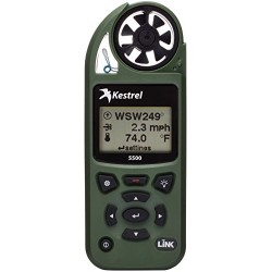 KESTREL 5500 WEATHER METER WITH LINK (BLUETOOTH)
