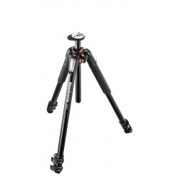 MANFROTTO TREPIED 3 SECTIONS AVEC COLONNE HORIZONTALE