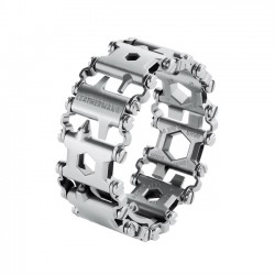 LEATHERMAN BRACELT TREAD EN ACIER INOXYDABLE